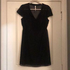 Kensie dress, very sheer